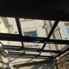 Açılır Cam Tavan Montajı / Paris - Fransa