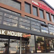 One Steak House, Restorant, Giyotin Cam Sistemi