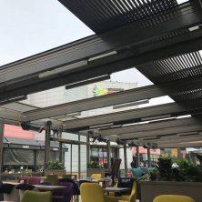 Özsüt - Beylikdüzü için Alüminyum Panel Roof Çalışması