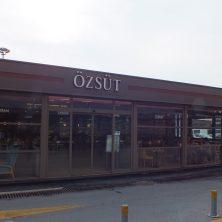 Özsüt, Cafe, Sabit, Giyotin Cam Sistemi