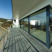Balkon Kapısı, Hebeschiebe Cam Sistemi