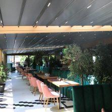 Restaurant Giyotin Cam Sistemleri