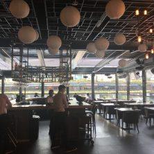 Şık, Cafe & Restorant, Giyotin Cam Sistemi