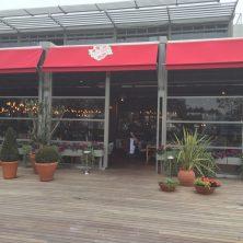 Happy Moon's, Cafe & Restorant, Giyotin Cam Sistemi