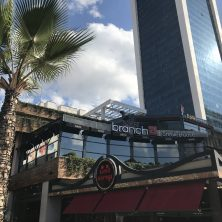 Branch Steak House, Cafe & Restorant, Giyotin Cam Sistemi