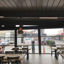 Restoran, Sabit, Giyotin Cam Sistemi