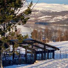 Norveç Trondhime'da Alüminyum Panel Tavan Projemiz