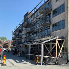 Trondheim, Norveç Aliminyum Açılır Tavan