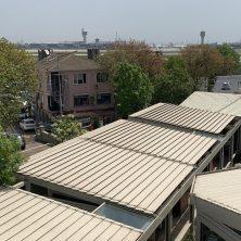 Panel Roof: Alüminyum Açılır Tavan Projesi