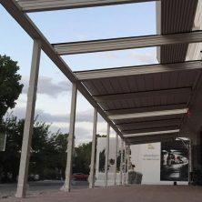 Özbekistan Taşkent Panel Roof Projemiz