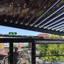 Norveç Trondhıme 2. Panel Roof Projemiz