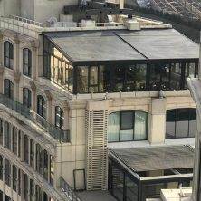 Venezia Sites Teras Panel Roof Alüminyum Panel Tavan Uygulamamız