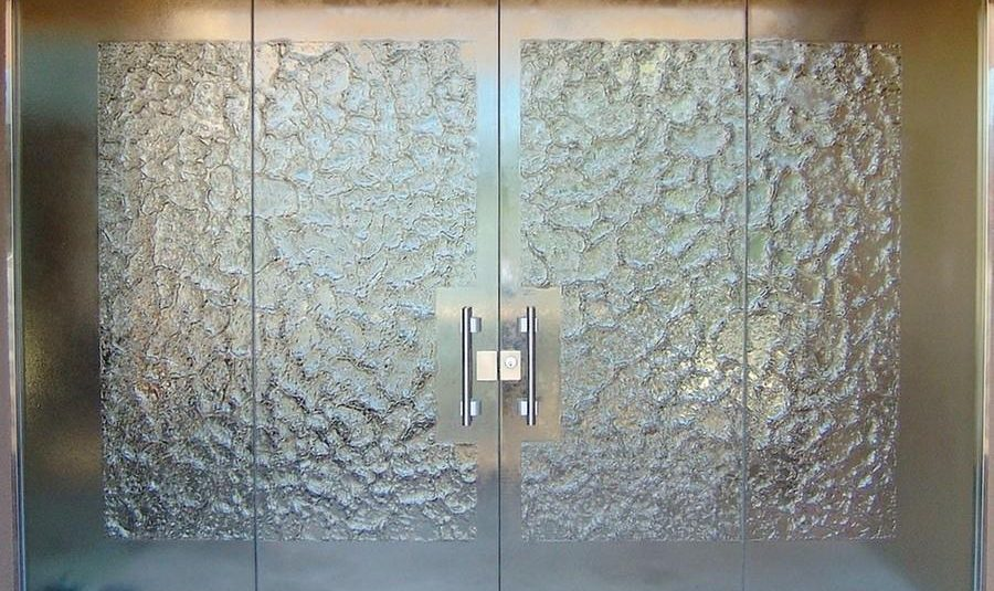 Cam Kapı, Buzlu, Motif Model
