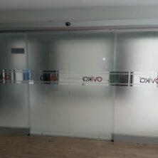 Buzlu, Cam Ofis Bölme Sistemi