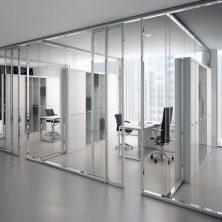 Tam Camlı, Ofis Cam Bölme Sistemi
