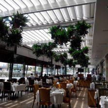 Beyaz, Restaurant Tipi, Panellux Tavan