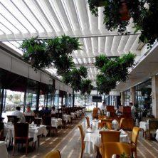 Restaurant Tipi, Beyaz, Panellux Tavan