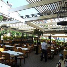 Açılır, Kapanır, Restaurant Tipi Panellux Tavan