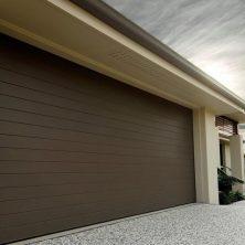 Kahverengi, Seksiyonel Garaj Kapıları