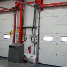 Ekspertiz Tipi, Seksiyonel Garaj Kapıları
