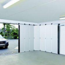 Ev Tipi, Seksiyonel Garaj Kapıları
