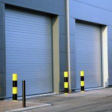 Demir Küçük Tip Araçlar İçin, Seksiyonel Garaj Kapıları