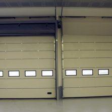 Krem, Seksiyonel Garaj Kapıları