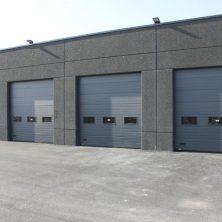 Demir, Seksiyonel Garaj Kapıları