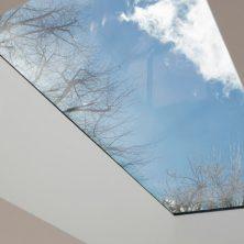Sabit, Cam Çatı Sistemi