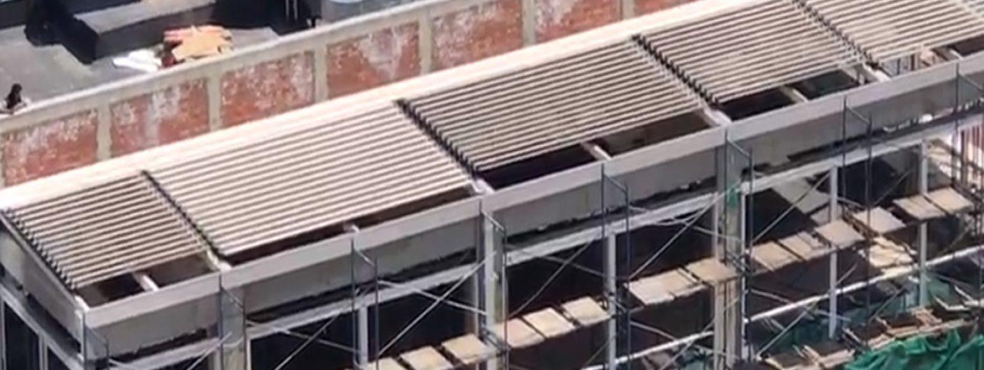 Krasnador, Rusya, Acilir Tavan, Roof Sistem Projesi