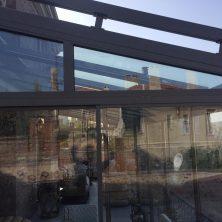 Sabit Isı Camlı Tavan Sistemi