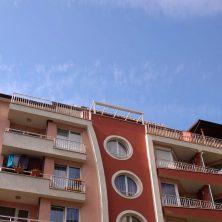 Bulgaristan Sofya / Sabit Cam Tavan (Veranda) Devam Eden Proje Montajı