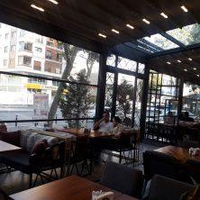 Dilek Pastanesi / Giyotin Isı Cam Projesi