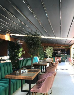 Chefs Experience, Bükreş - Restoran / PergolaProjesi