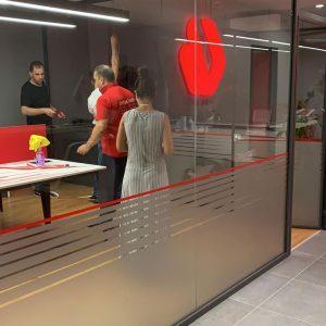 Metin Şahin - İşi / Ofis Bölme, Kapı, Otomatik Kepenk Sistemleri / Projesi