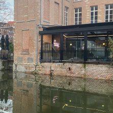 Kış Bahçe Sistemleri Projesi Restaurant Merad