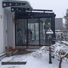 Sabit Isıcamlı Kış Bahçesi